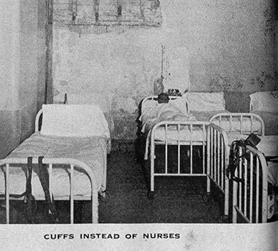 Philadelphia State Hospital Byberry An Abandoned