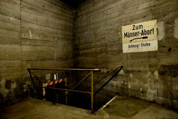 Photo of the abandoned Berliner Bunkerwelten in Berlin,  Germany