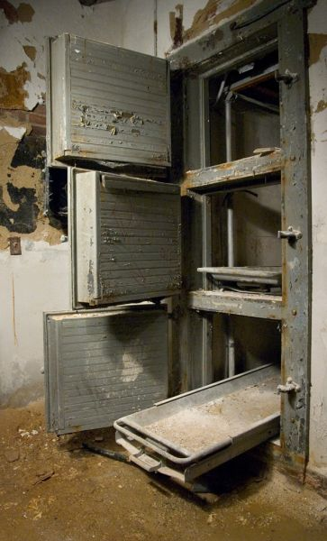 Children's Morgue; Glenn Dale Hospital
