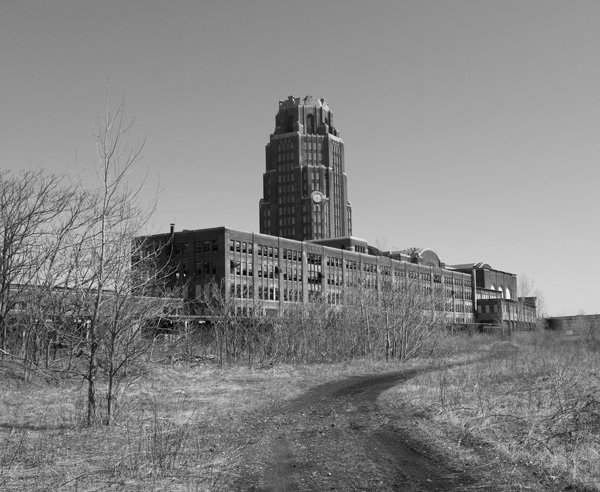The Terminal Photo Of The Abandoned Buffalo Central Terminal