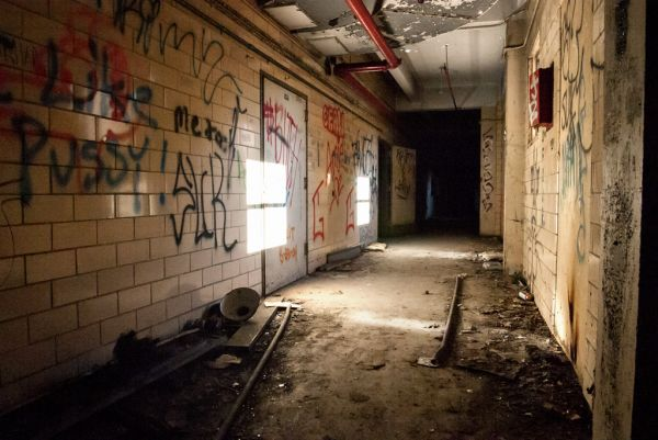 Ward Light Photo Of The Abandoned Philadelphia State