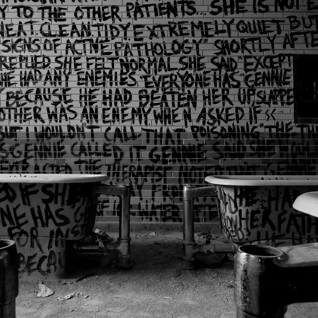Photo Of The Abandoned Manteno State Hospital