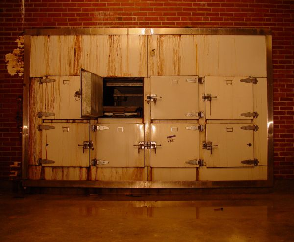 Rusty Morgue; Northampton State Hospital