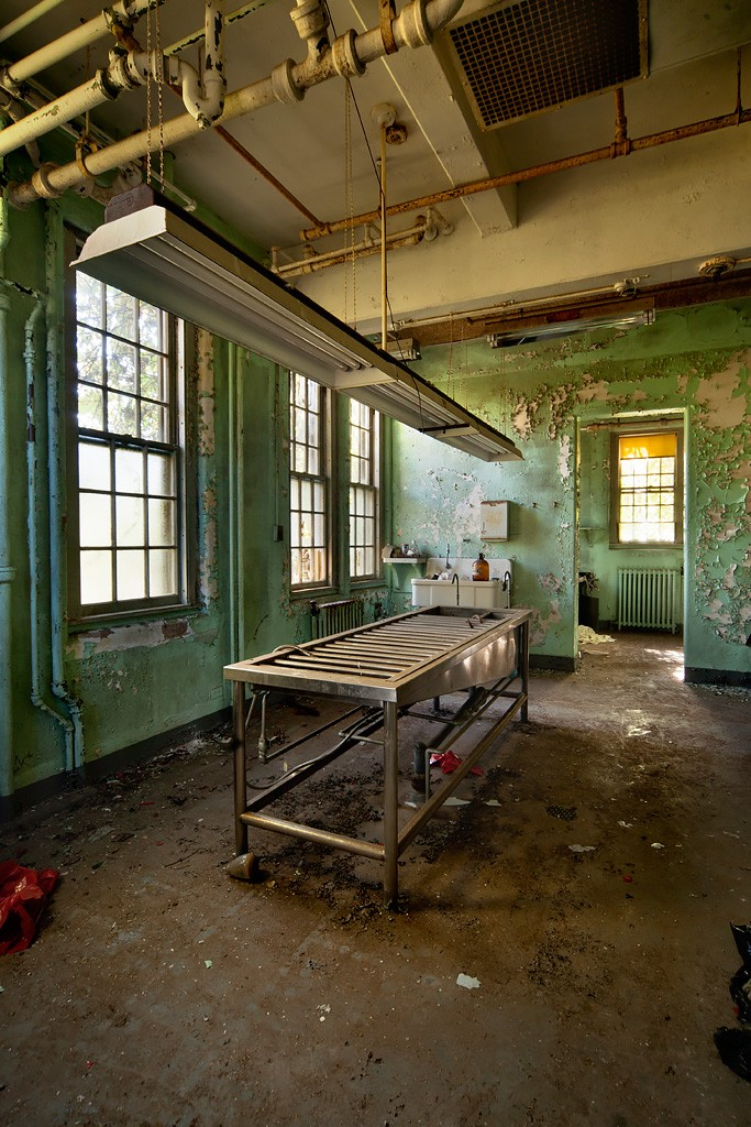 Autopsy - Photo of Connecticut Valley Hospital