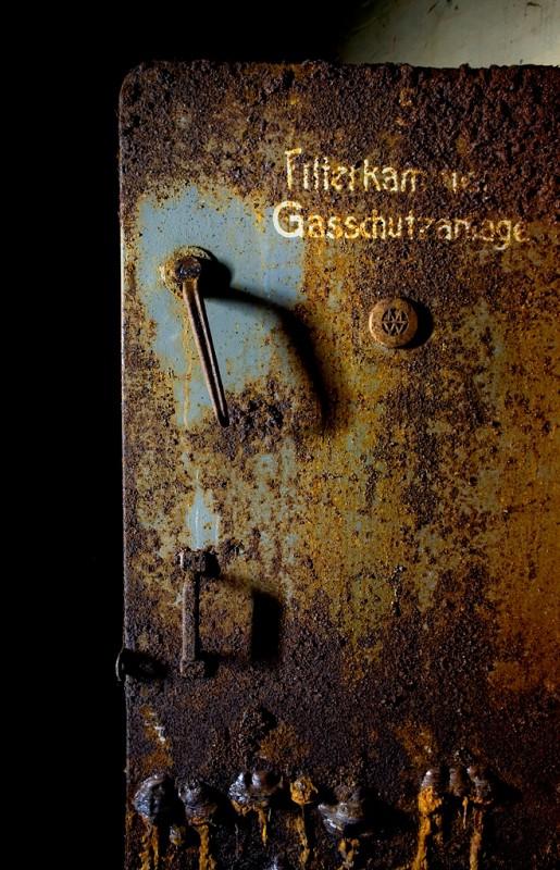 Filtration; Berliner Bunkerwelten