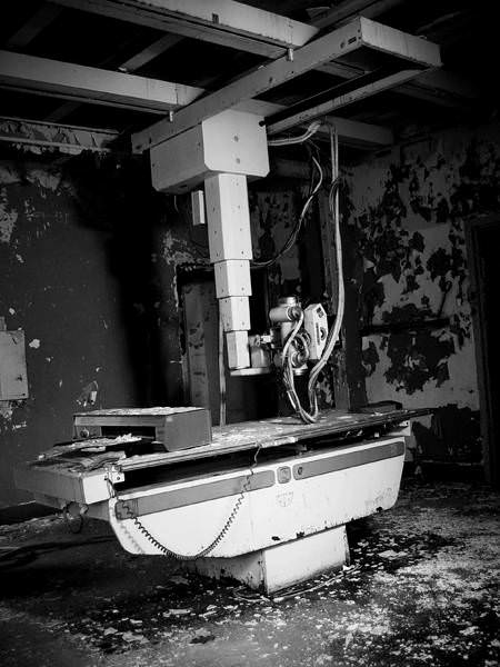 Emptiness Photos Of The Abandoned Pilgrim State Hospital