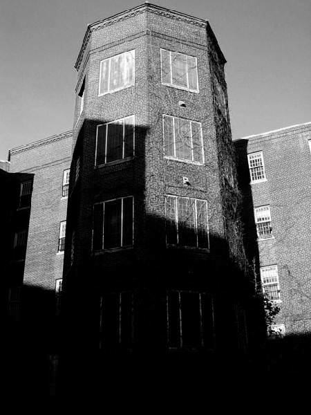 Octagon; Kings Park Psychiatric Center