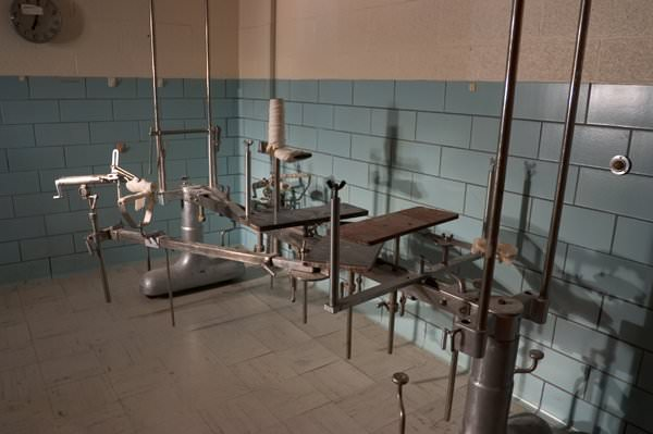 Torture Chamber; Linton State Hospital